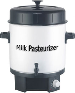 Milk Pasteurizer Cheese Vat